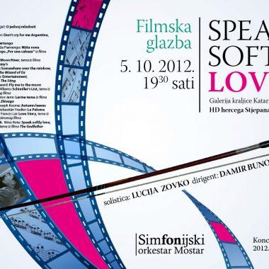 Filmski koncert plakat PREVIEW
