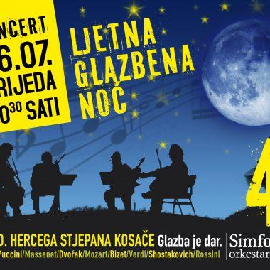 SimFork Quartet Plakat